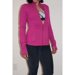 Lululemon Define jacket, pink